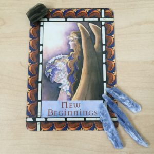 Angel Card & Crystal Readings