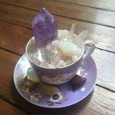 Cup of Inspiration Spirit Inspired Intuition