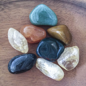 Abundance in Life Crystal Kit