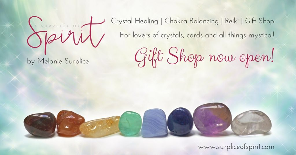 A Surplice Of Spirit Melanie Surplice Crystal Reiki Healing