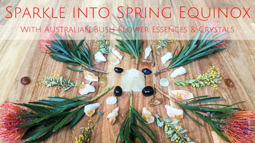 Sparkle into Spring Equinox workshop