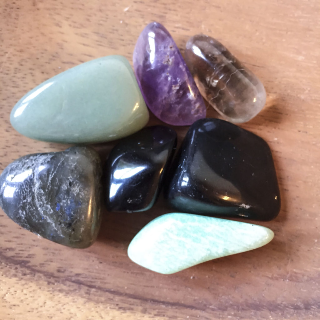 Energetic Protection Crystal Kit