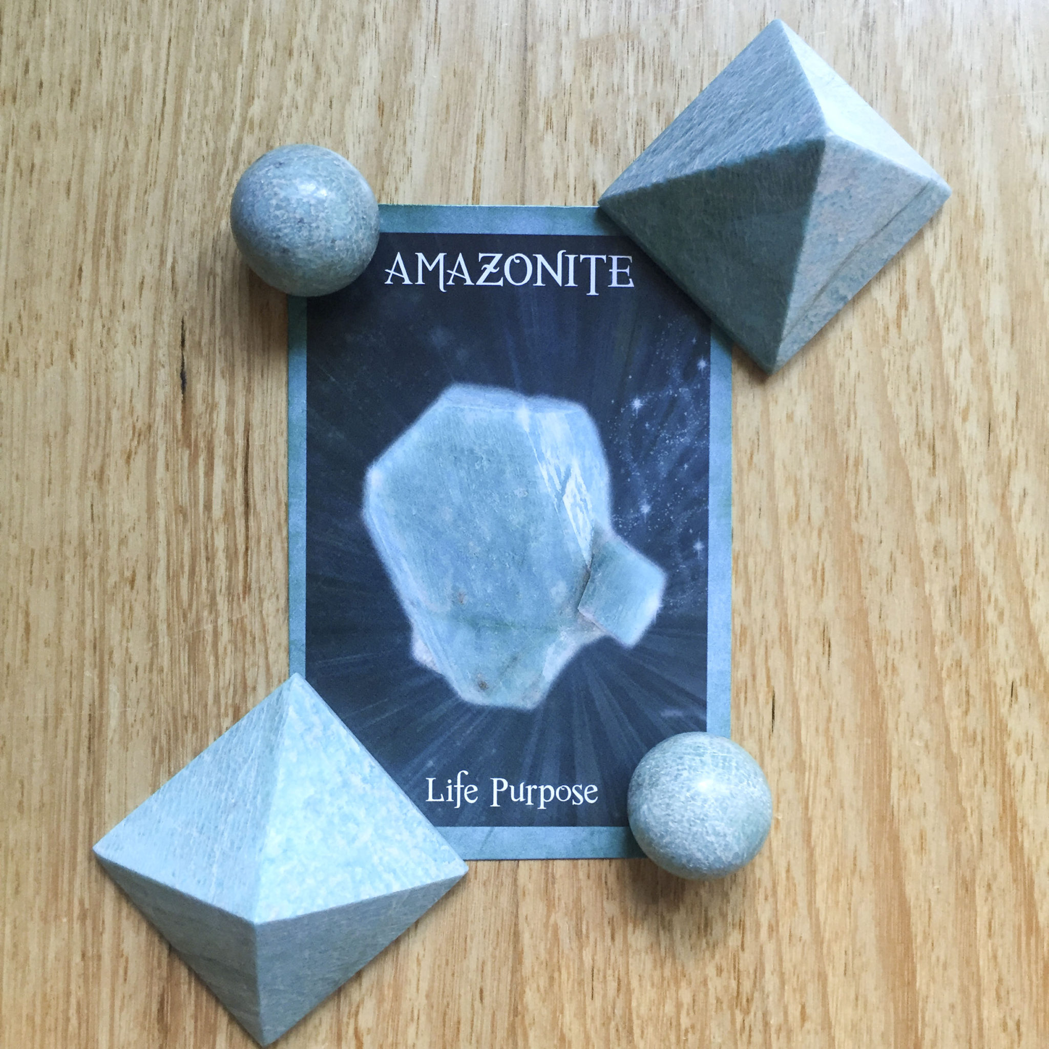 Amazonite - Life Purpose