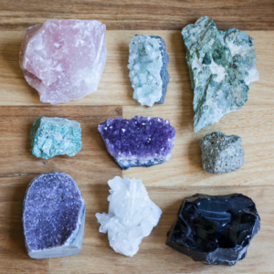 Crystals and Specimens