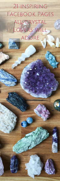 21 inspiring Facebook Pages crystal lovers will adore