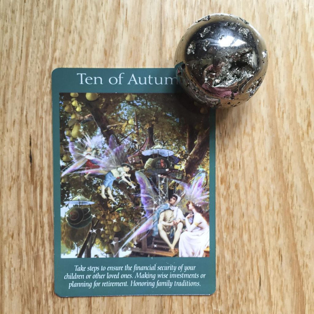 Ten of Autumn