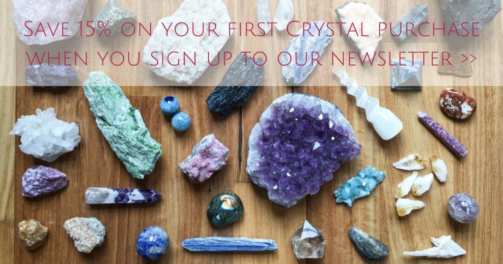 A Surplice of Spirit | Crystal Healing | Brisbane
