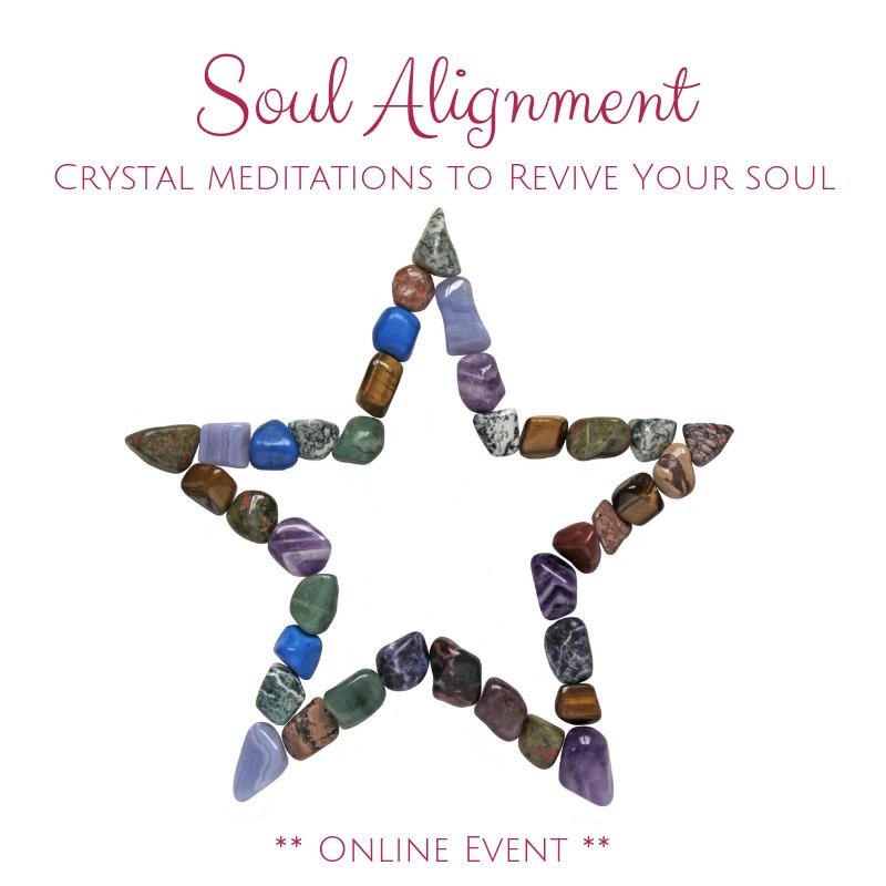 Online Soul Alignment Meditation Circle September 2018